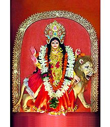 Katyayani - the Sixth Form of Navadurga