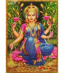 Dhanya Lakshmi - Poster