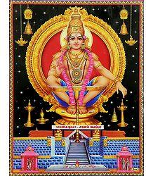 Lord Ayyappan