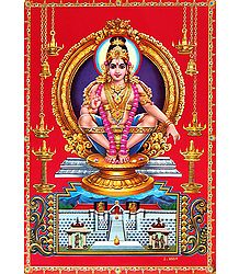 Lord Shree Ayyappan