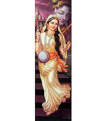 Meerabai - Poster