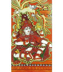 Lord Shiva - Mural Poster