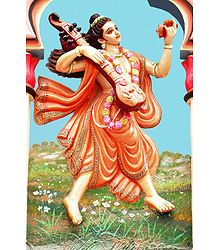 Narad - Devotee of Lord Vishnu