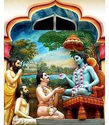 Sukhdev Goswami - Son of Sage Vyasa