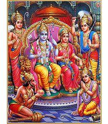 Ram Darbar Poster - Buy Online
