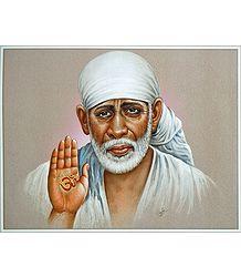 Shirdi Sai Baba Poster