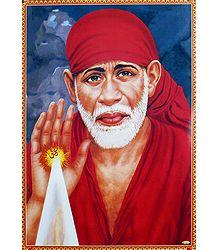 Buy Online Shirdi Sai Baba Poster