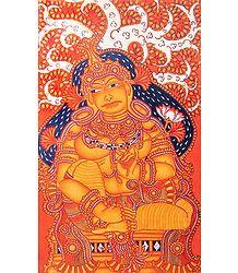 Sita in Exile