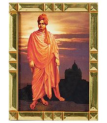 Swami Vivekananda - Framed Picture