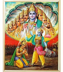 Vishvarupa Darshan