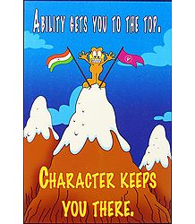 Ability Verses Character