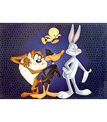 Roger Rabbit and Friends - Poster