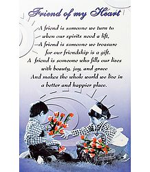 Friend of My Heart - Poster