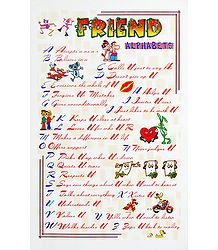 Buy Expression of Friendship Poster