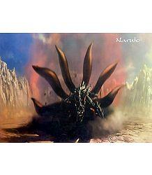 Naruto the Dragon - Poster
