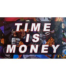 Time is Money - Poster