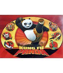 Kung Fu Panda - Poster