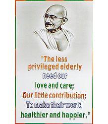 Gospel of Mahatma Gandhi