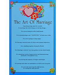Buy Online The Art of Marriage Poster