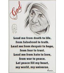 Gospel of Mother Teresa