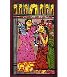 Marriage of Rama and Sita