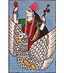 Saraswati - Goddess of Music and Knowldge