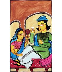 Zamindar of Medieval Bengal - Poster