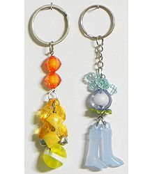 Set of 2 Key Chains