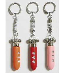 Set of 3 Key Chains