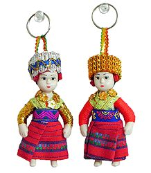 Buy Online Swiss Doll Key Rings