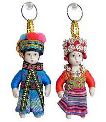 Buy Online Russian Doll Key Rings