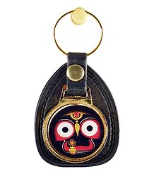 Buy Metal Jagannath Key Ring