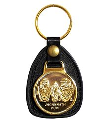 Key Ring with Metal Jagannathdev