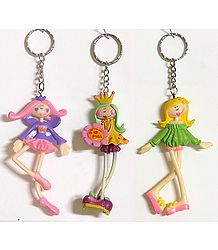 Princess and Her Friends - Set of 3
