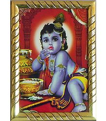 Shop Online Bal Gopal - Framed Table Top Picture