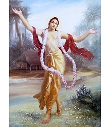 Chaitanyadev - Devotee of Lord Krishna