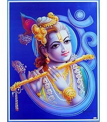 Buy Lord Krishna Poster