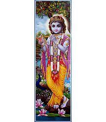 Murlidhar Krishna - Buy Hindu Poster