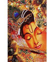 Lord Krishna Poster