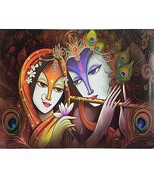 Radha Krishna - Poster