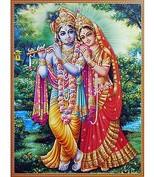 Radha Krishna - The Eternal Lovers