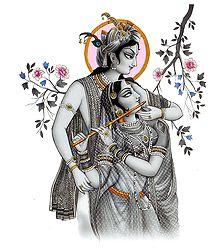 Radha Krishna - The Eternal Lovers