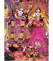 Radha Madhav - Poster