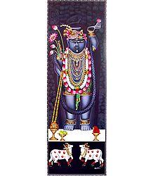 Sreenathji - Poster