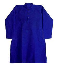 Dark Blue Full Sleeve Kurta