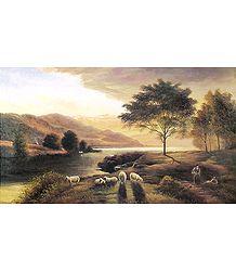 Buy Landscape Poster