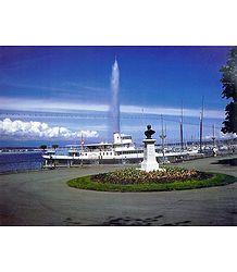 Lake Geneva - Switzerland