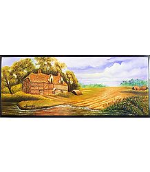 Idyllic Countryside - Paper Poster
