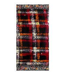 Multicolor Batik Cotton Lungi