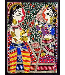 Shop Online Radha Krishna Painting